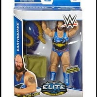 WWE Elite Series 35 Earthquake
