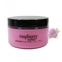 Philosophy Raspberry Sorbet Body souffle 3.5 oz