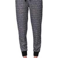 LA Hearts Contrast Jogger Pants - Womens Pants - Grey
