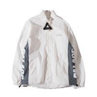 Palace Skateboards Windbreaker White Jacket