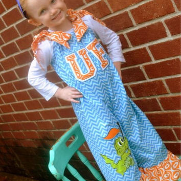 Florida Gator Game Day Outfit