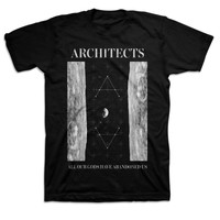 All Our Gods Moon T-Shirt (Black)