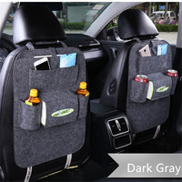 Multi-Pocket Back Seat Storage Car Organizer
