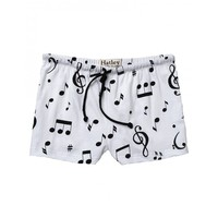 Musical Notes Women's Boxers