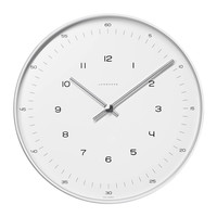 Max Bill Wall Clock by Junghans