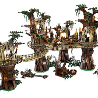 LEGO.com Star Wars Products - Exclusives - 10236 Ewok Village