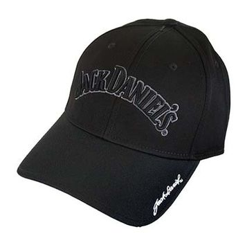 Jack Daniel's Black Fitted Hat
