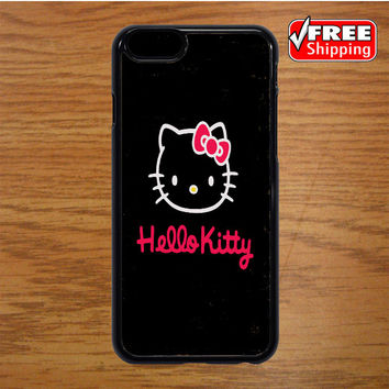 Cute Hello Kitty IPHONE 6 | 6 Plus COVER CASE