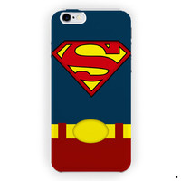 Superman  Man Of Steel Costume For iPhone 6 / 6 Plus Case