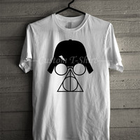 Darth Vader Harry Potter Funny T Shirt -SWD Unisex T- Shirt For Man And Woman / T-Shirt / Custom T-Shirt