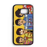 Beatles Sgt Pepper Cartoon Samsung Galaxy Note 7 Case | aneend