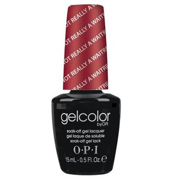 OPI Gel Color I'm Not Really a Waitress H08