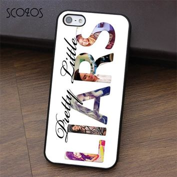 SCOZOS Pretty little liars phone case for iphone X 4 4s 5 5s Se 5C 6 6s 7 8 6&6s plus 7 plus 8 plus #ea300