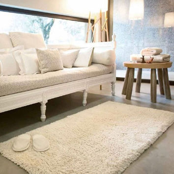 Shag Rug by Abyss and Habidecor
