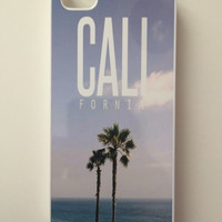 Cali iPhone Case - iPhone