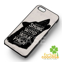 Quotes of the Realm Game of Thrones - zzDzz for  iPhone 6S case, iPhone 5s case, iPhone 6 case, iPhone 4S, Samsung S6 Edge
