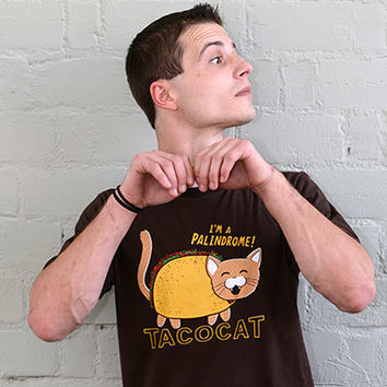 Taco Cat T-Shirt | SnorgTees