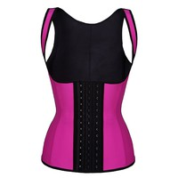 Latex Strap  Waist Cincher For Weight Loss L7584-7