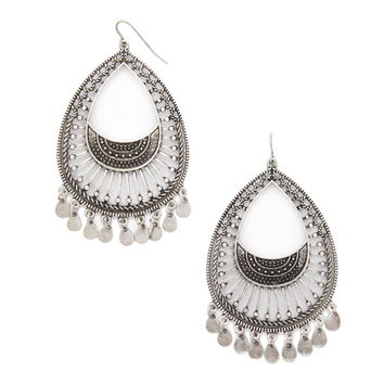 Charmed Drop Earrings | Forever 21 - 1000185916