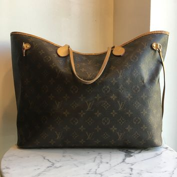 Louis Vuitton 'Neverfull GM' Tote