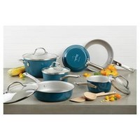 Ayesha Curry 12pc Aluminum Cookware Set