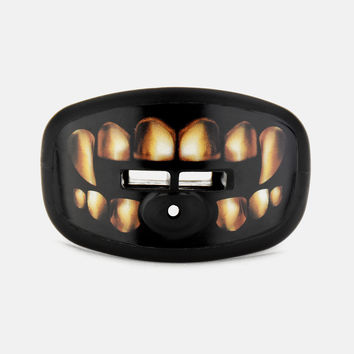 Gold teeth mouthguard