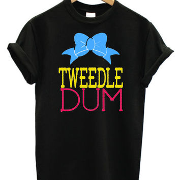 Tweedle Dum Tweedle Dee Best Friend All Time Shirts Top Once Upon A Time