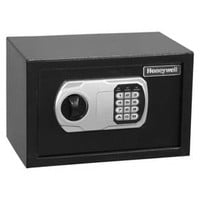 Honeywell Small Steel Security Safe - Black (5101DOJ)