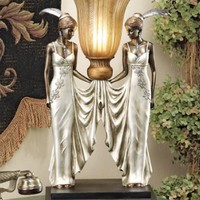 Lamps | Art Deco Sculpture