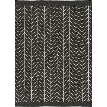 "Surya Floor Coverings - DSH5000 Dasher 5' x 7'6"" Area Rug"