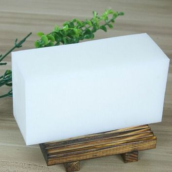 Pure natural milky white soap base  DIY Handmade Soap Raw Materials melt and pour Soap Base for Soap Making 500g per pcs