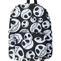 The Nightmare Before Christmas Jack Heads Backpack