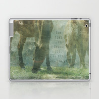 Now, that I've found you... Laptop & iPad Skin by Textures&Moods by Belle13 | Society6