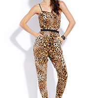 Wild Thing Cutout Jumpsuit