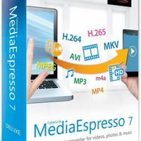 CyberLink MediaEspresso Deluxe 7.5 Patch Free Download