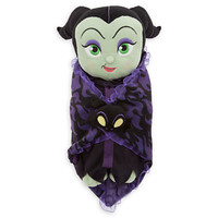 Disney's Babies Maleficent Plush Doll and Blanket - Small - 11 1/2''