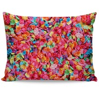 Fruity Pebbles Pillow Case