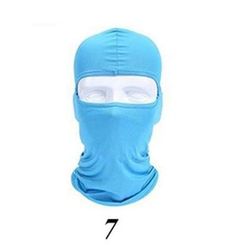 Colorful Motorcycle Face Mask Outdoor Sports Neck Face Mask Moto Winter Warm Ski Snowboard Wind Cap Breathable