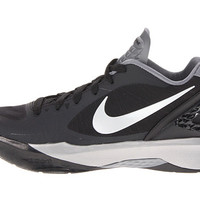 Nike Volley Zoom Hyperspike Black/White/Metallic Silver - Zappos.com Free Shipping BOTH Ways