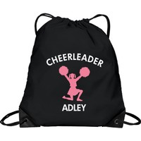 Cheerleader adley custom cheer bag