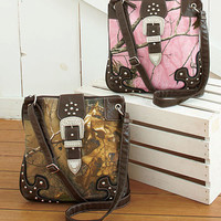 Women's Camouflage Handbags Fashion Accessories