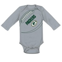 Green Bay Packers Fanatic Bodysuit - Baby, Size:
