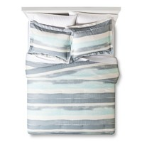 Nate Berkus™ Watercolor Stripe Comforter Set