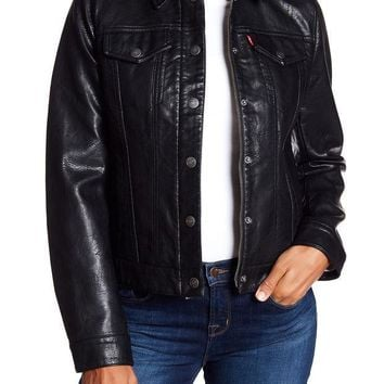 Levi's | Laydown Collar Trucker Jacket | Nordstrom Rack