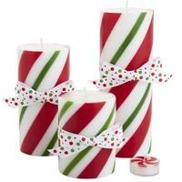Peppermint Creme Candles