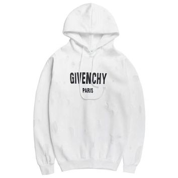 Givenchy  Women or Men Fashion Casual Loose Top Sweater Hoodie