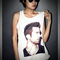 Maroon 5 Adam Levine Tank Top Shirt T-Shirt Women & Men Unisex Size S , M , L , XL