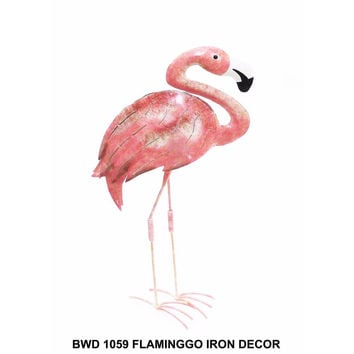 D Art Collection Flaminggo IronDecor
