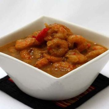 Recipes - Satay Prawns