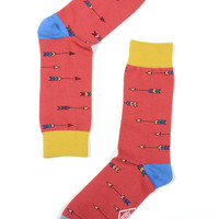 Altru Apparel Arrows Socks